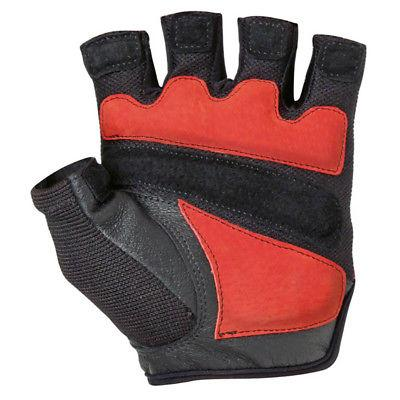 Harbinger 138 Lifting Gloves Black/Red