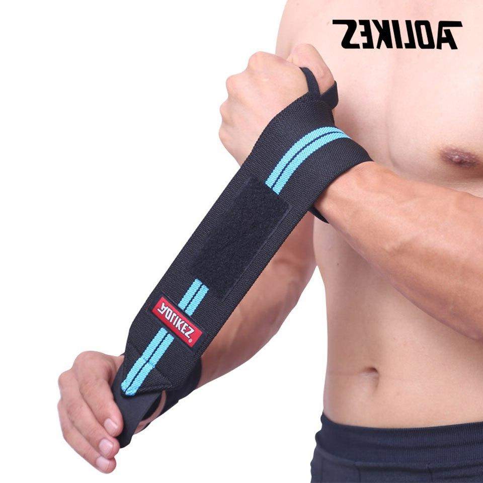 1pcs wrist support gym font b weightlifting
