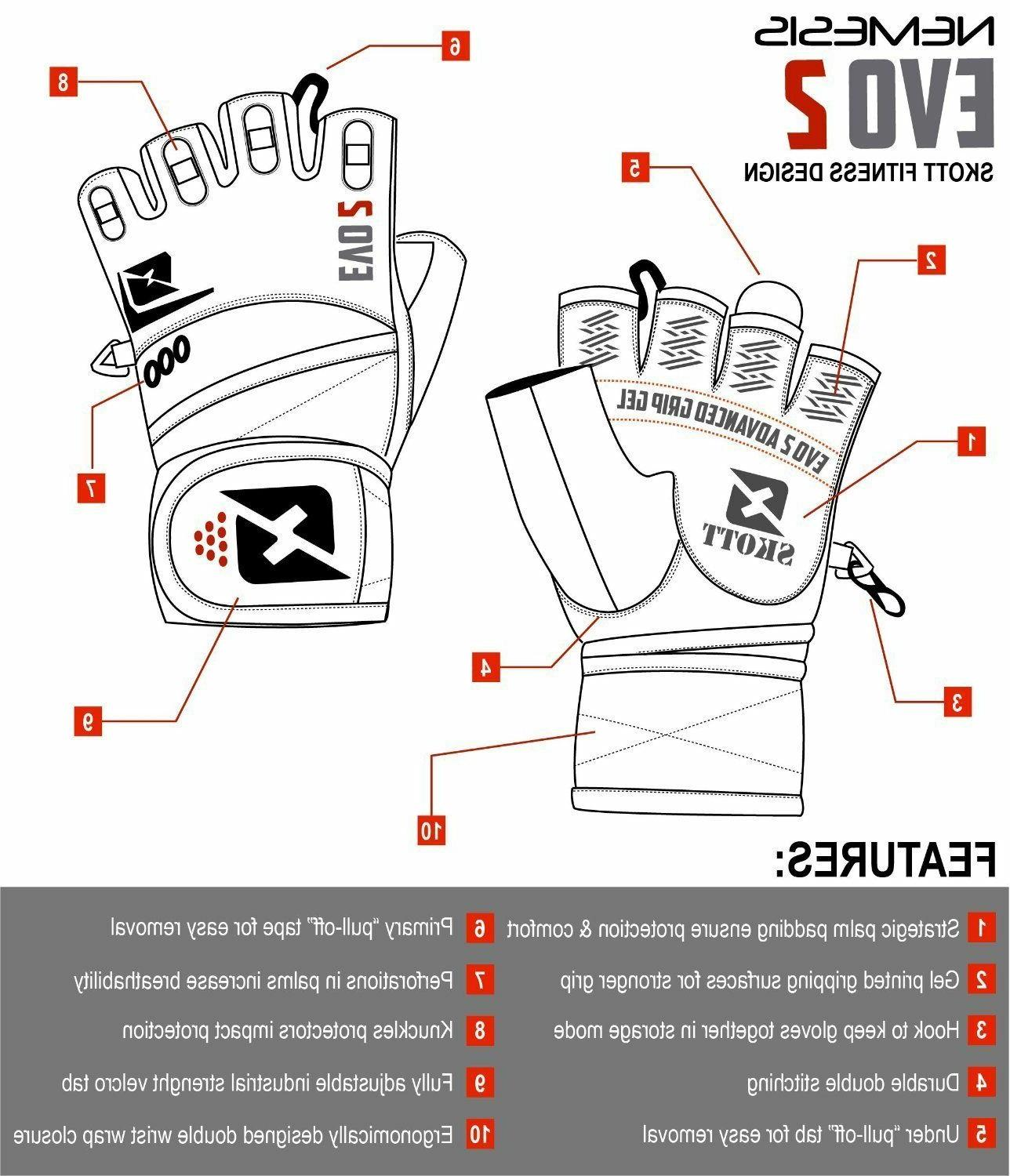 2016 2 Gloves Wrap