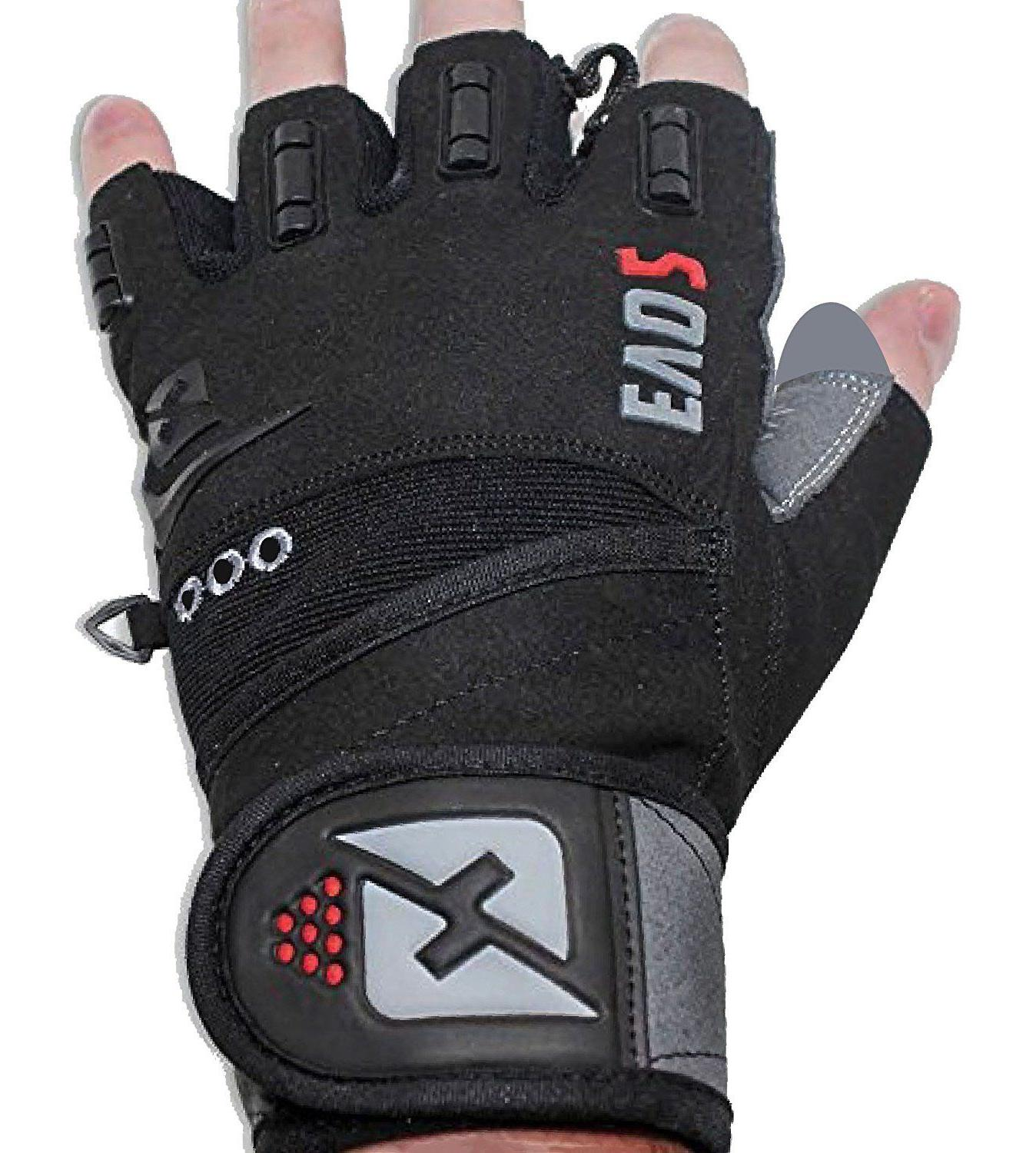 2016 2 Gloves Wrist Wrap Support