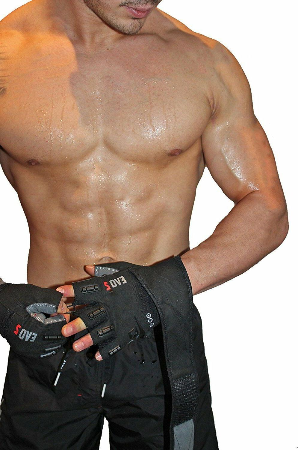 Gloves Integrated Wrist Wrap