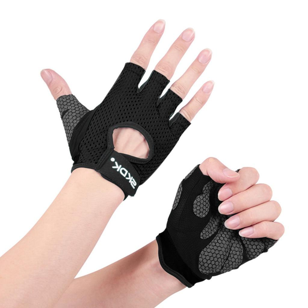 Womail New Fitness <font><b>Weightlifting</b></font> Quality <font><b>Lifting</b></font> Protection Hands Fitness