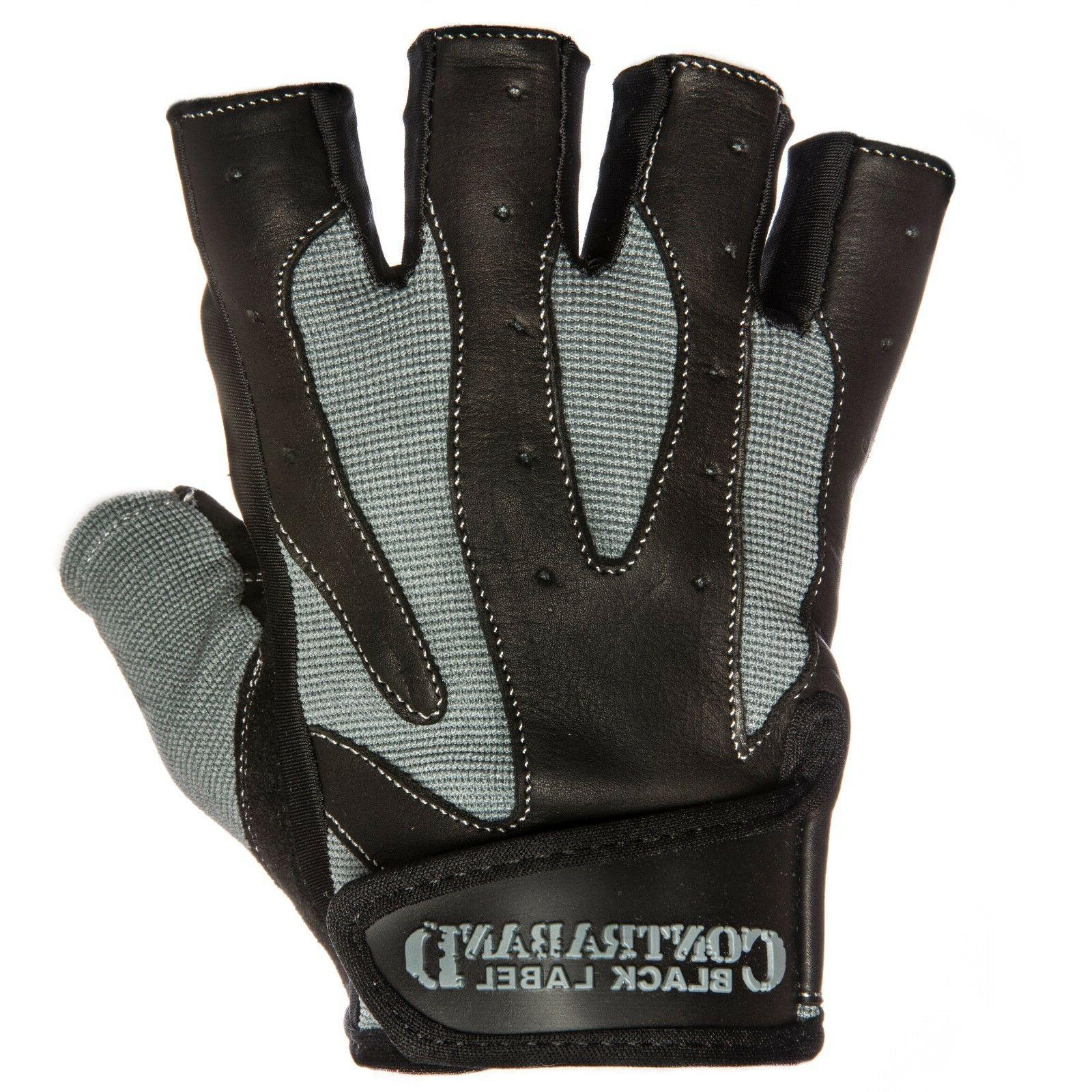 Contraband Pro Leather Gloves