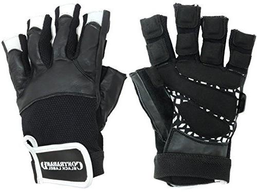 5830 leather lifting gloves w
