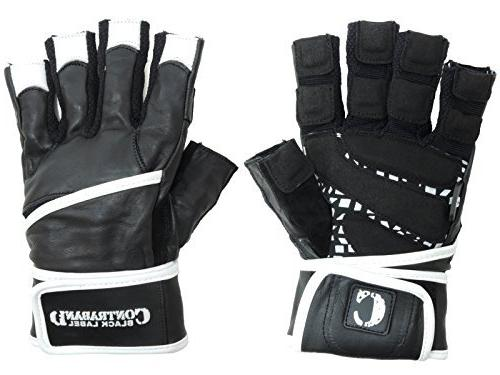 5930 leather lifting gloves w