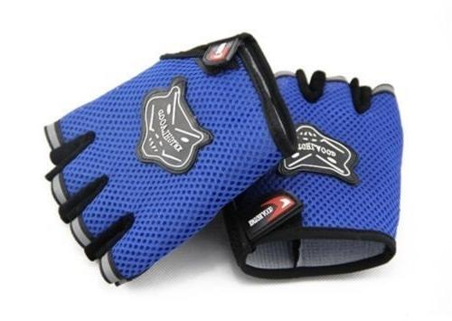 bicycle half finger cycling gloves