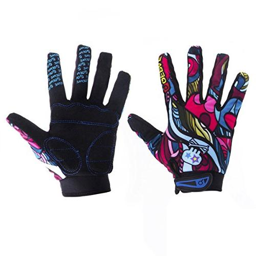 breathable cycling gloves anti slip