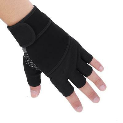 BOODUN Breathable Fitness Weight Lifting Gym Wrist Strap Gloves