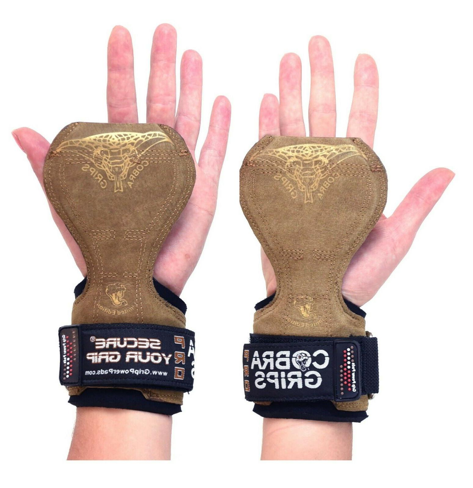Cobra FIT Body Building Gloves Sports Weight Lifting Grips