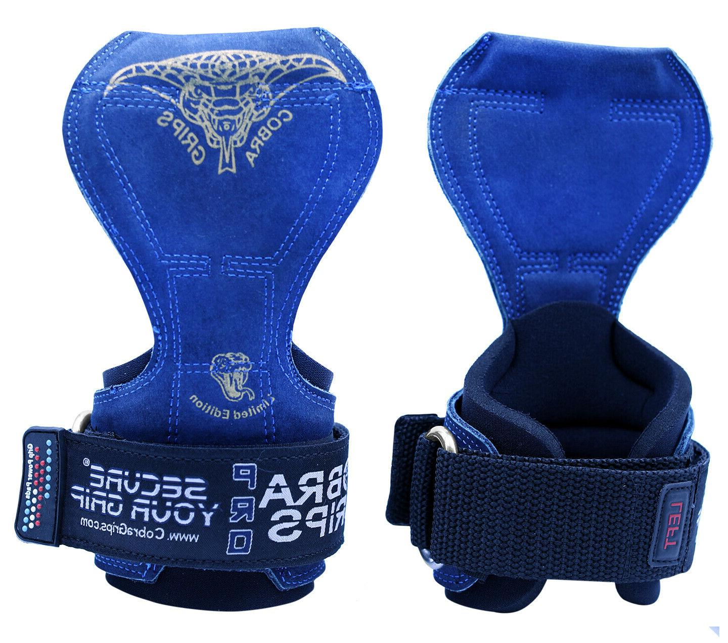 Cobra Grips Series Weight Lifting Straps Grips