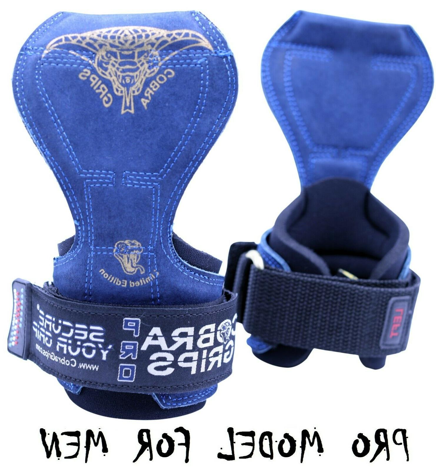 cobra grips pro series weight lifting straps