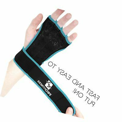 ProFitness Non-Slip Palm Lifting Glove