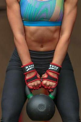 Mava Training Gloves for Fitness Weightlifting