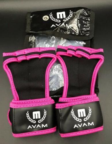 Mava Sports Cross Gloves Wrist Support, X-Small -