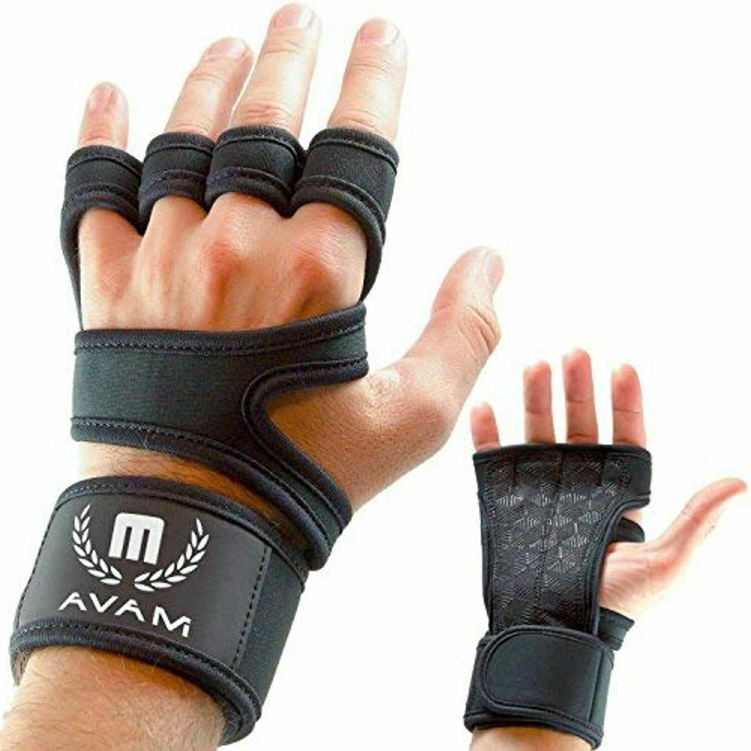 cross training workout gloves with wrist support