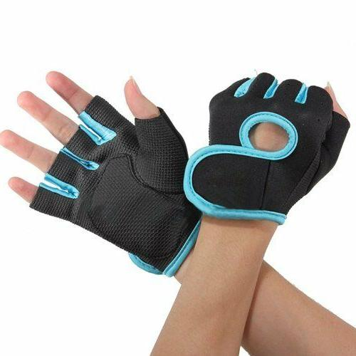 Cycling Hot GYM Weightlifting Finger Gloves