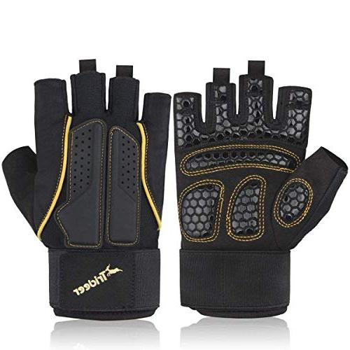 Trideer Double Weight Gloves for Extra Gloves for Women