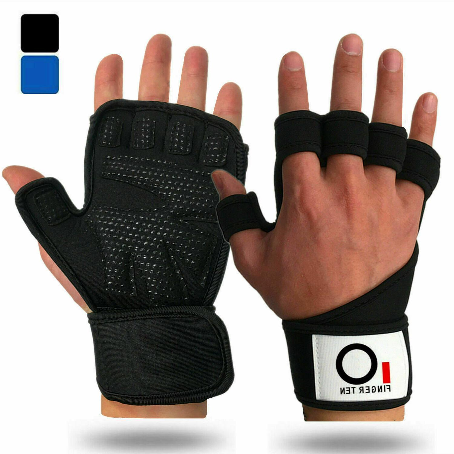 Sports Weight Lifting Gloves For Workout Gym Cross Training