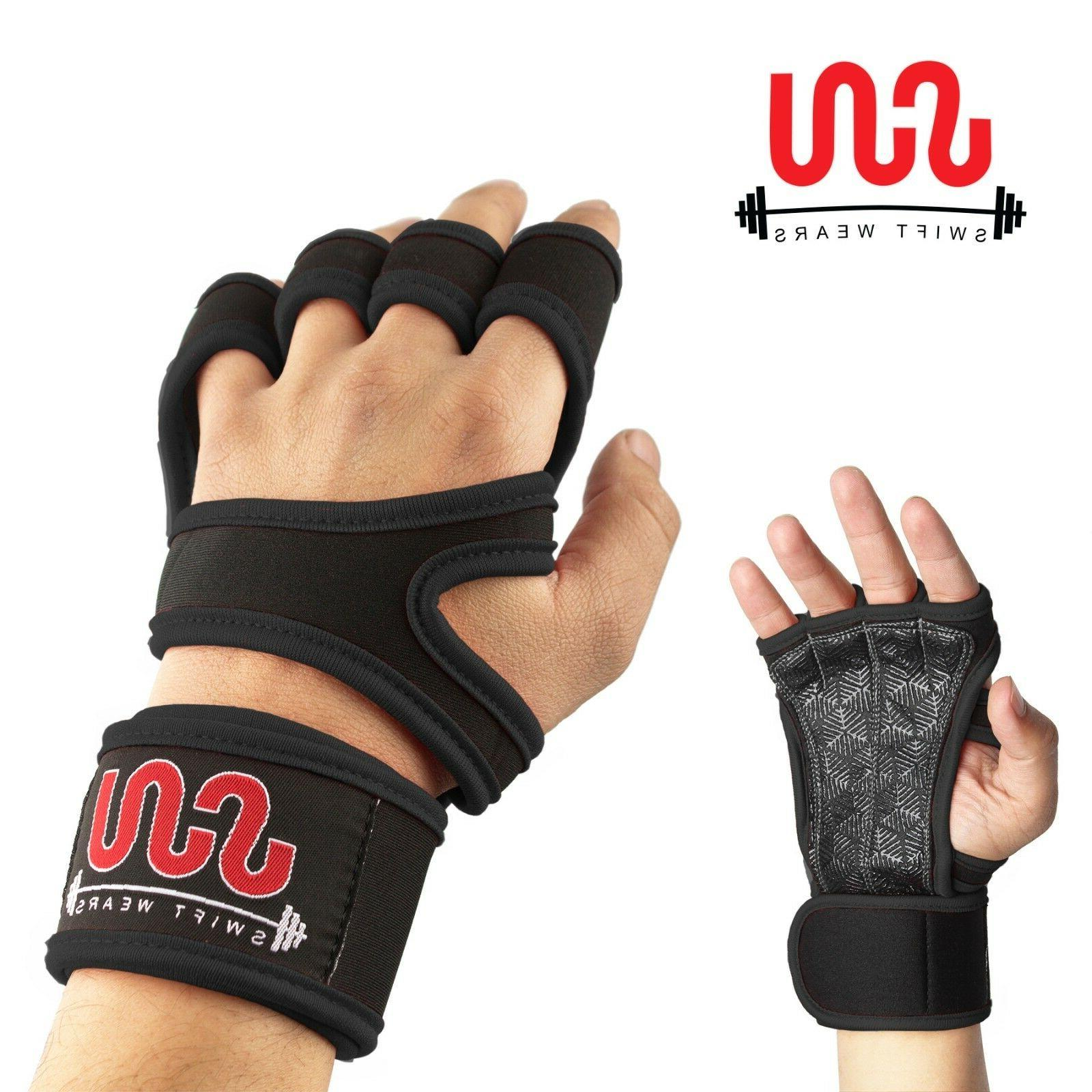 fitness gloves weight lifting gym workout training