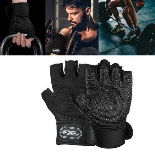 fitness weight lifting gloves gym sports workout