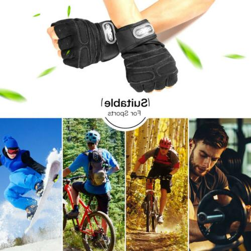 Fitness Training Weight Lifting Gloves Bodybuild Unisex