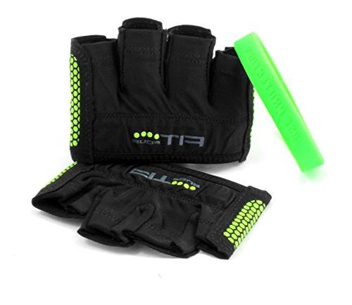 gripper fitness lifting gloves