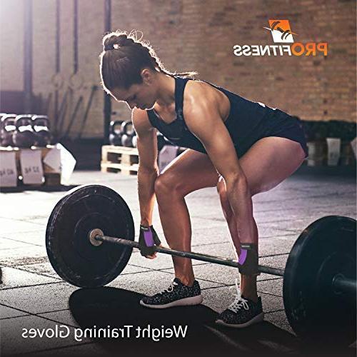 ProFitness Mujer Women Bike Half Weightlifting Men Done Womens Sleeves