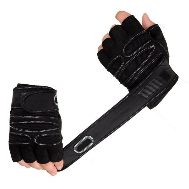 Gym Fitness Gloves Sports Weight Cross Training Workout