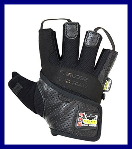 Gym Gloves Protect Your Hands & Grip Weightlifting LARGE