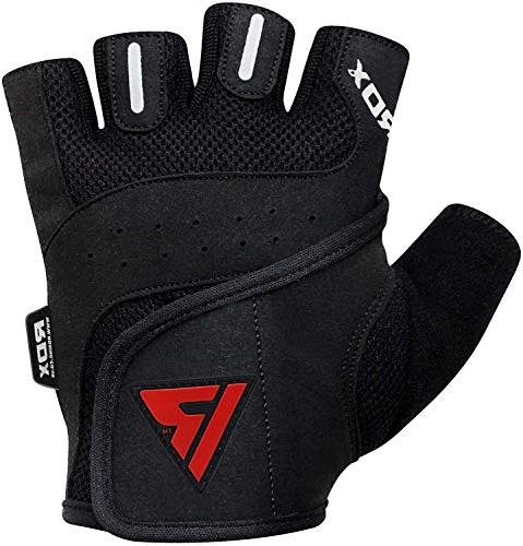 amara leather lifting gym gloves