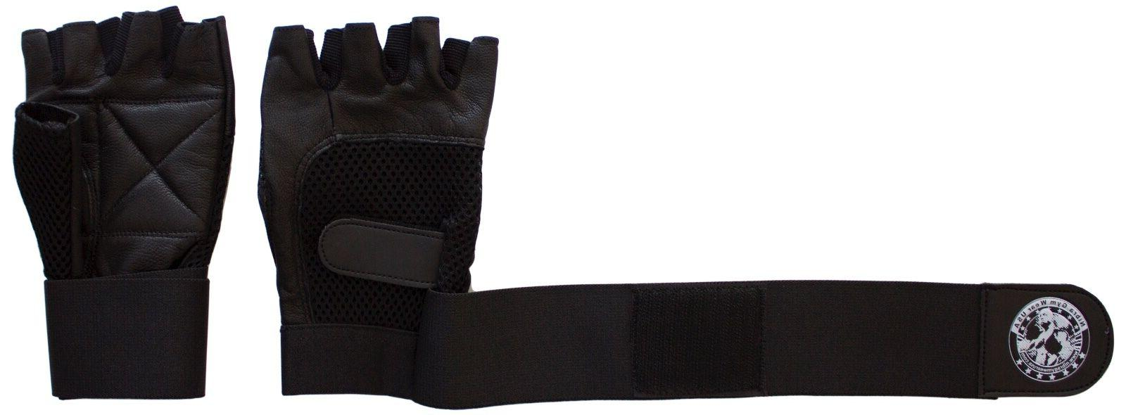 Gym Weight Exercise Gloves with iWrist Support