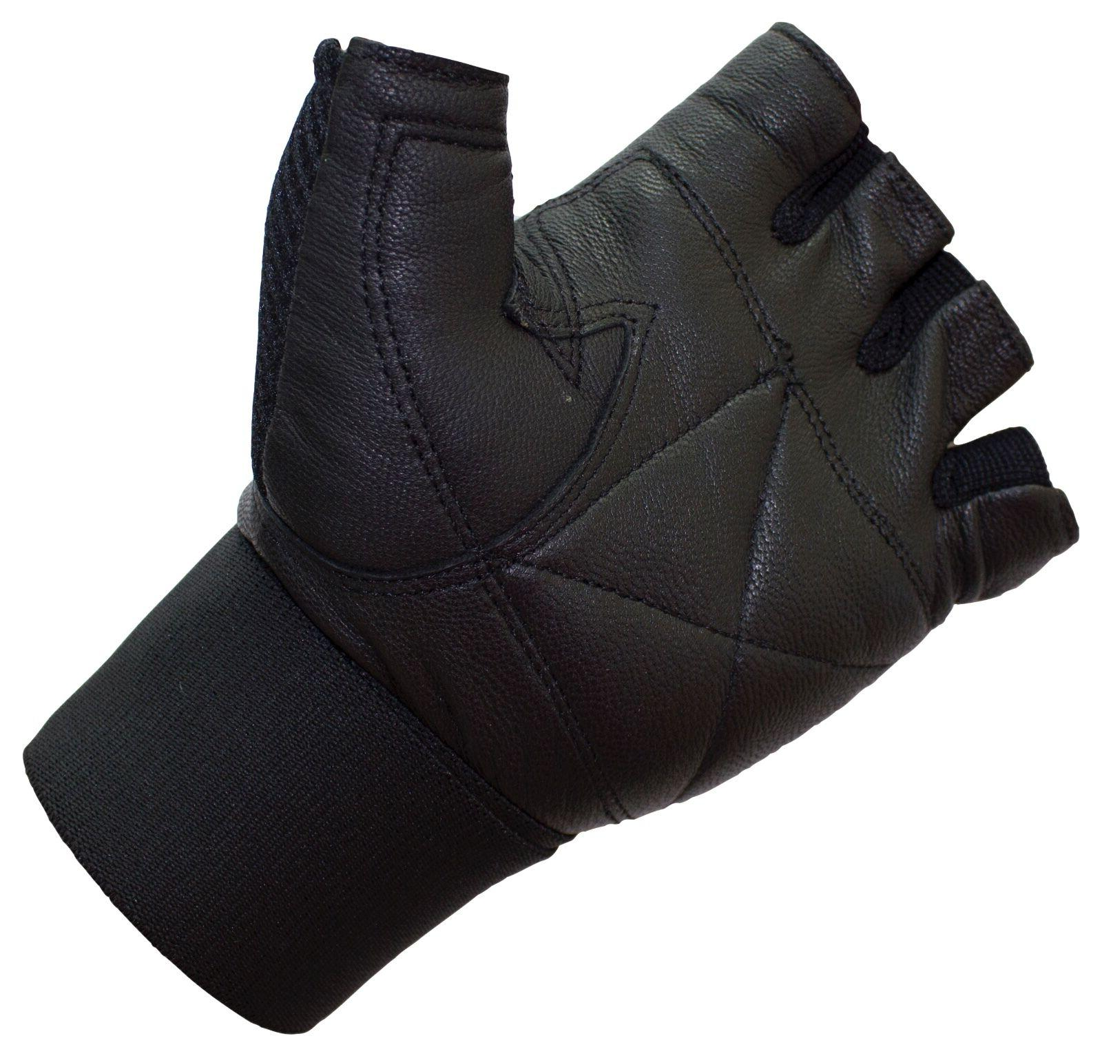 Gym Weight Exercise Gloves with 12 iWrist Support