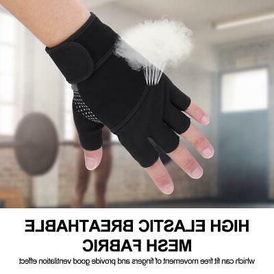 breathable fitness gloves weight lifting gym training
