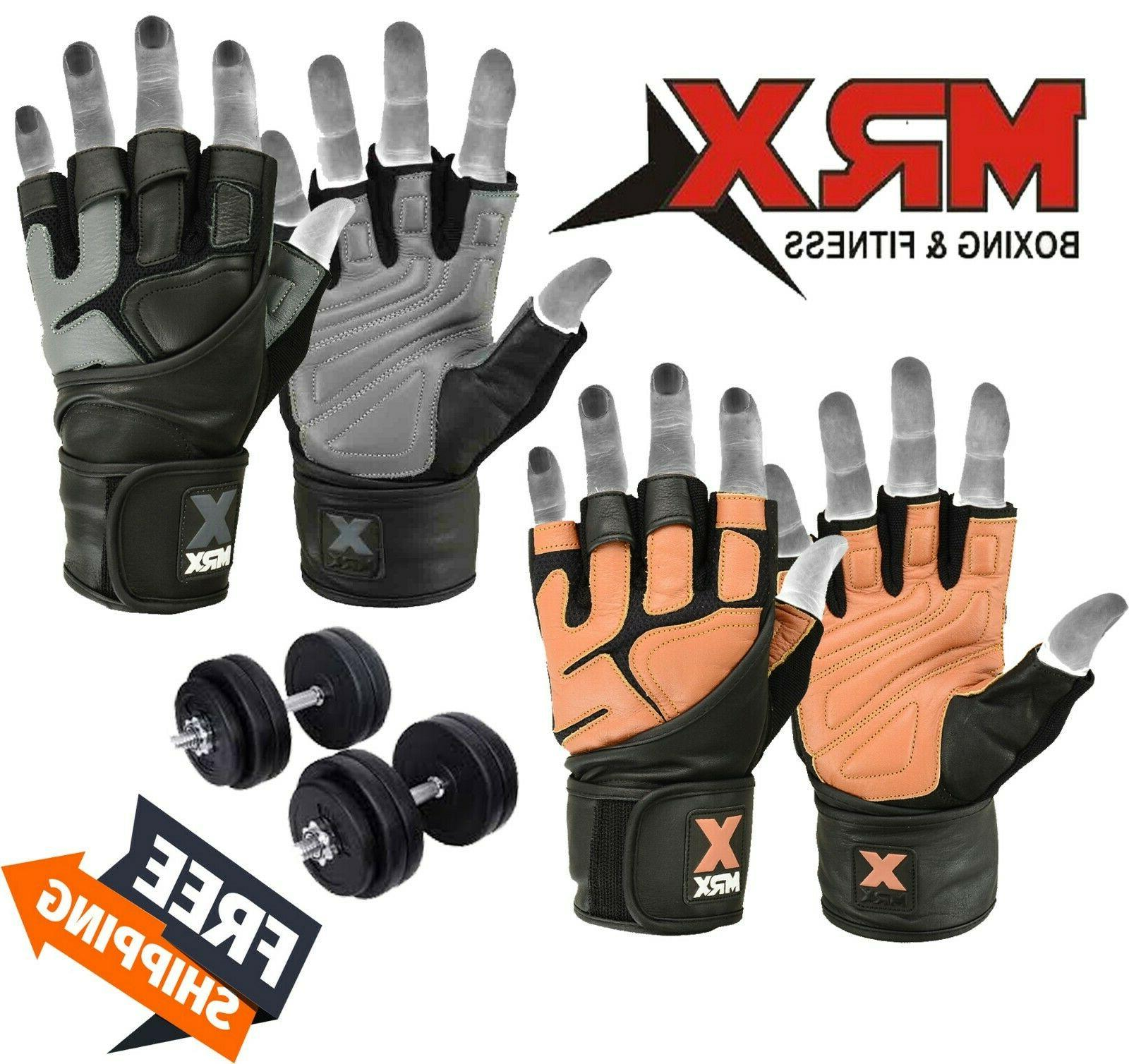 half finger gloves weight lifting gym pro