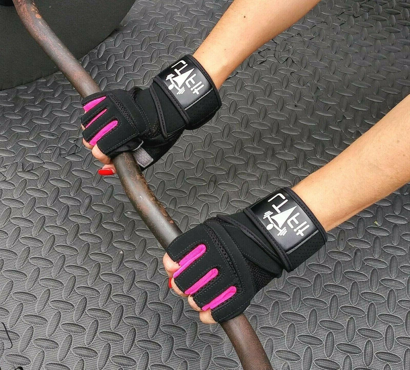 Half Workout Gloves Exercise