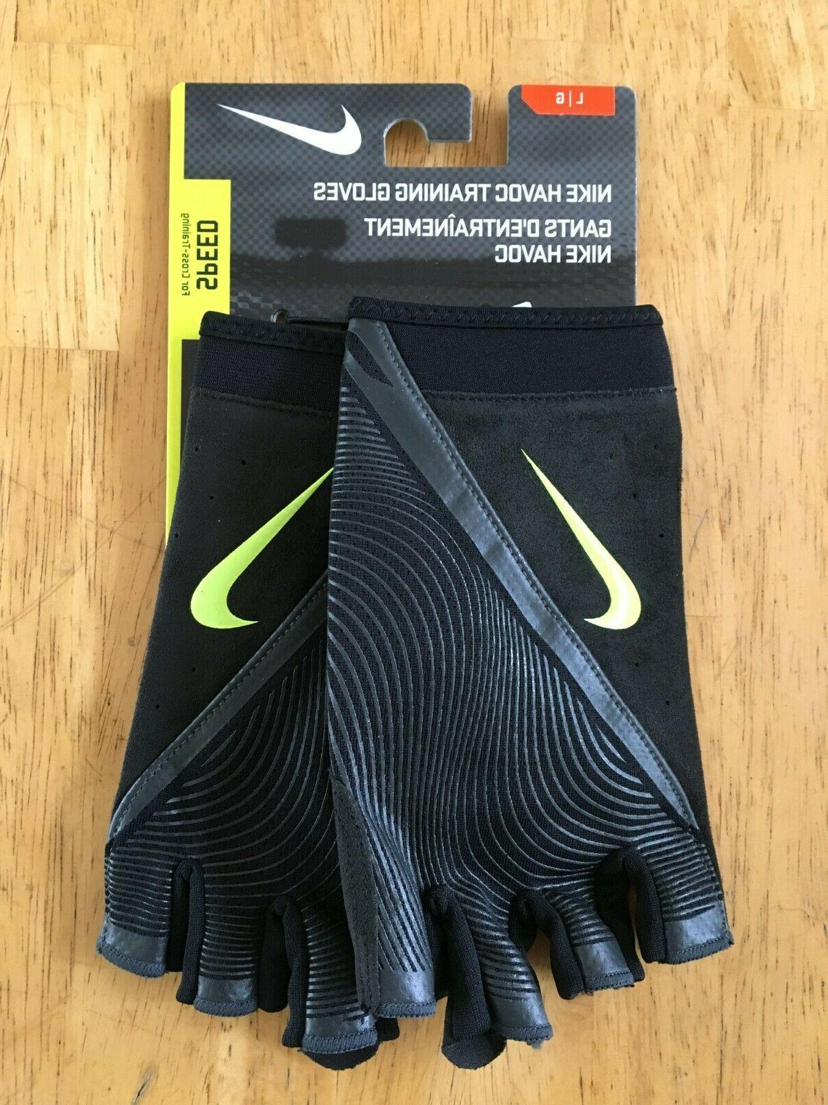 Nike Havoc Cross Training Gloves Speed Glove