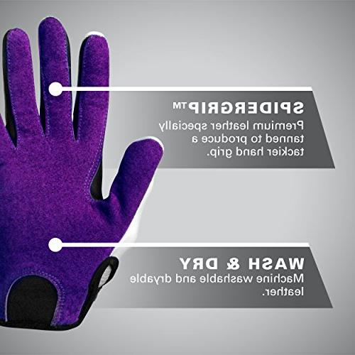 Harbinger Competition Lifting Small Purple/Black