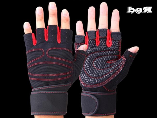 JIAZHOUHU Fingerless Breathable Mittens Finger Women Weight