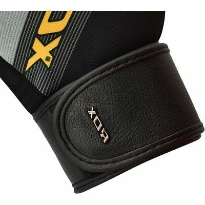 RDX Long Supper Anti Palm Protection Weight Lifting Gloves