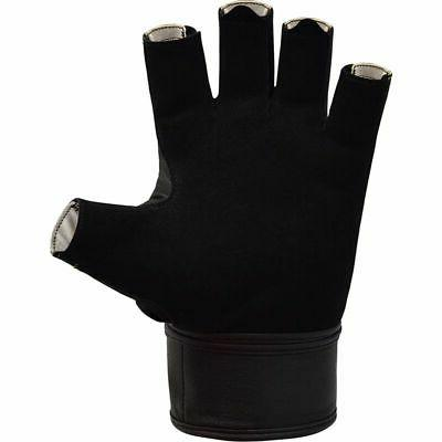 RDX Kids Long Supper Protection Weight Lifting Gloves