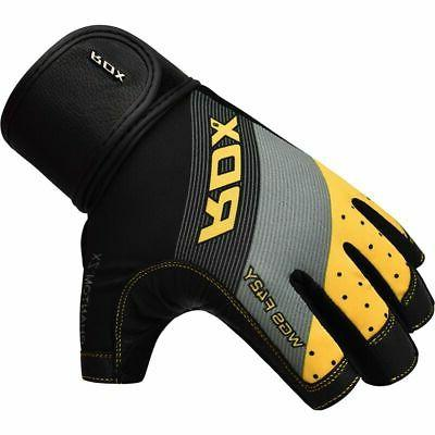 RDX Supper Anti Slip Protection Lifting Gloves