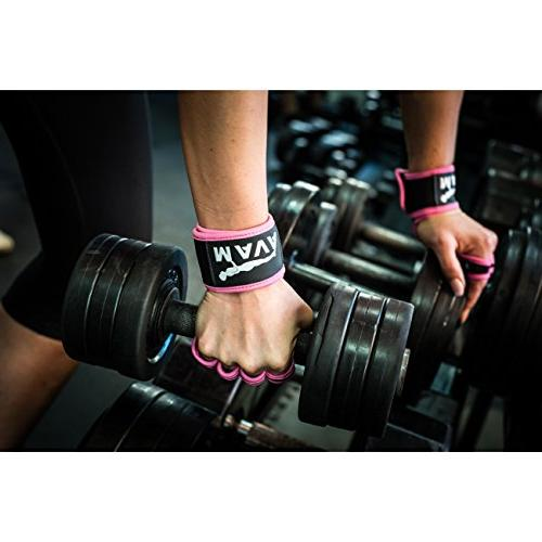 Mava Sport Grip Gloves with Support