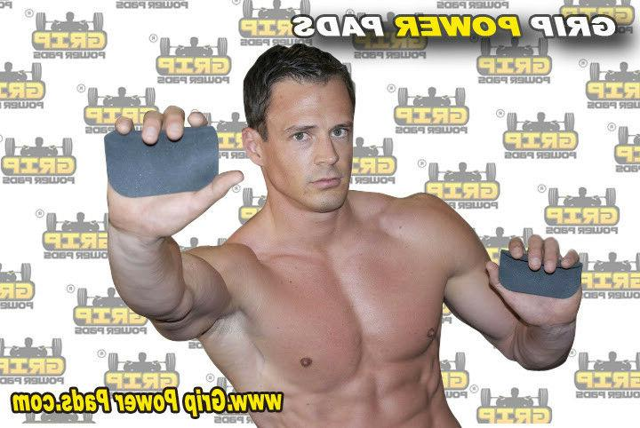 GRIP Foam Lifting The Alternative To Gym and Straps
