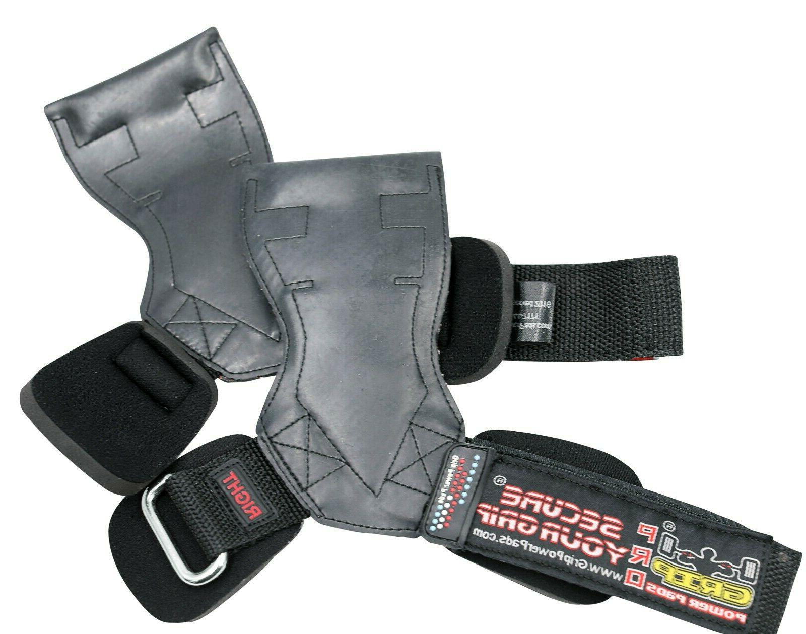 Lifting Gloves Best Straps to Power Hook
