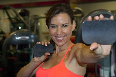 GRIP POWER PADS® Grips Gym Gloves