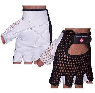 maximuscle net training gloves lifting