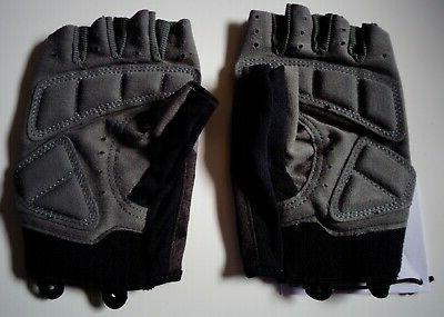 Nike Gloves Grey/Black/Red/White Size