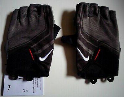 Nike Multi-Purpose Gloves Grey/Black/Red/White Small