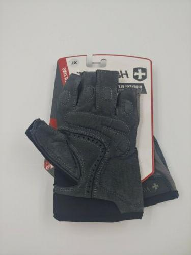 NEW Men's Elite Weightlifting with Padded Leather Palm