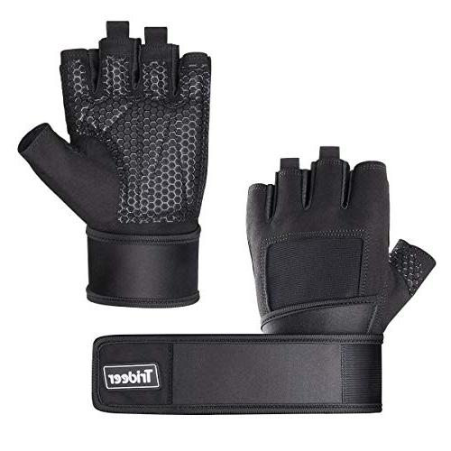 padded lifting gloves